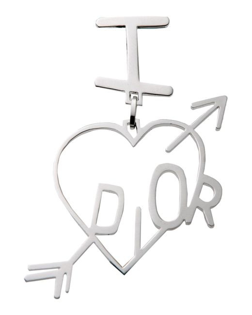 Dior | Metallic Earring | Lyst