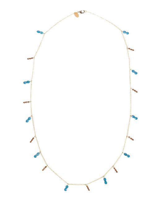 Jucca | Blue Necklace | Lyst