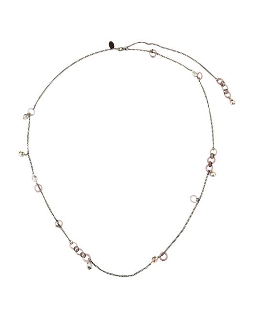 Jucca | Pink Necklace | Lyst