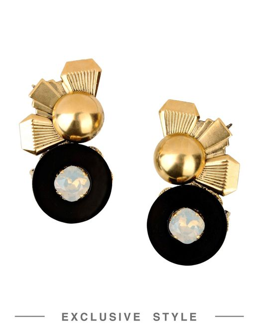 Vicki Sarge | Metallic Earrings | Lyst