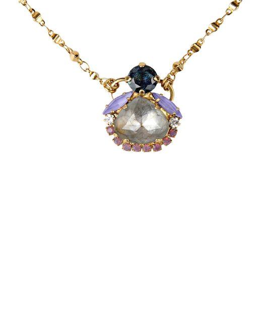 Vicki Sarge | Metallic Necklace | Lyst