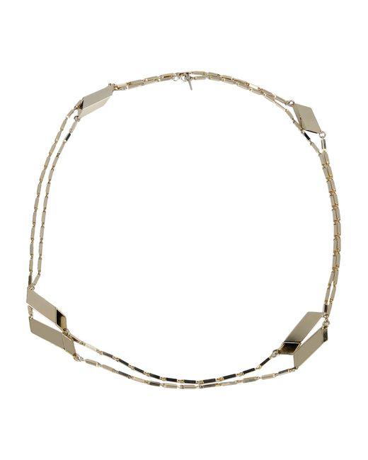 Isabel Marant   Metallic Necklace   Lyst