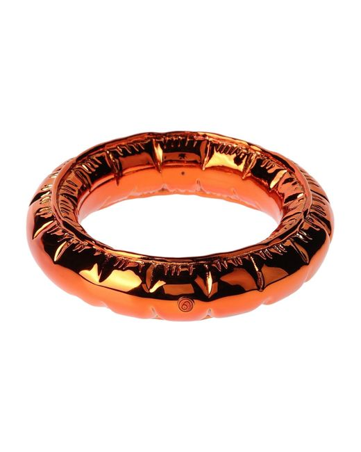 MM6 by Maison Martin Margiela | Brown Bracelet | Lyst