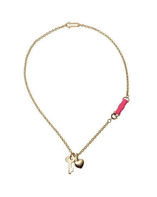 Marc By Marc Jacobs | Purple Necklace | Lyst