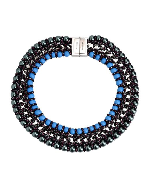 Proenza Schouler | Black Necklace | Lyst