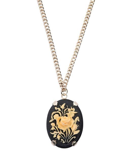 Twin Set | Metallic Necklace | Lyst