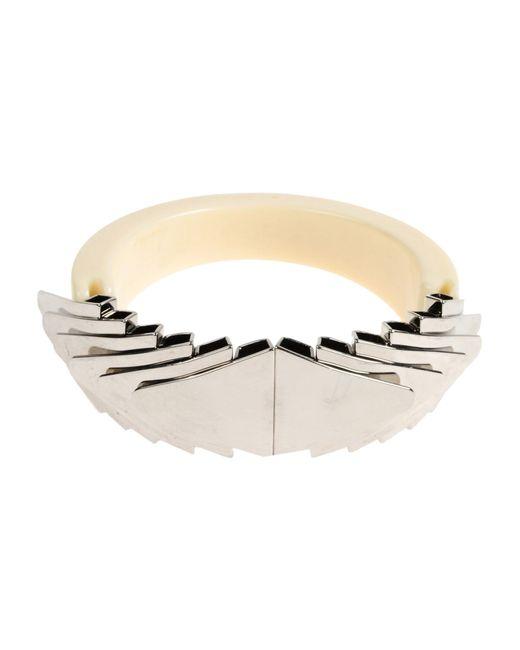 Marni | White Bracelet | Lyst