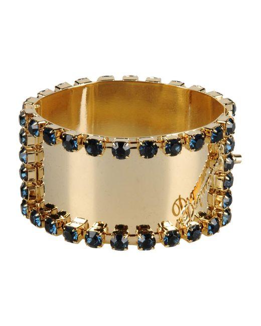 DSquared²   Blue Bracelet   Lyst