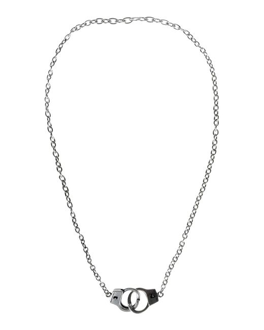 DSquared²   Metallic Necklace for Men   Lyst