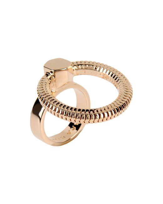 Lara Bohinc | Metallic Ring | Lyst