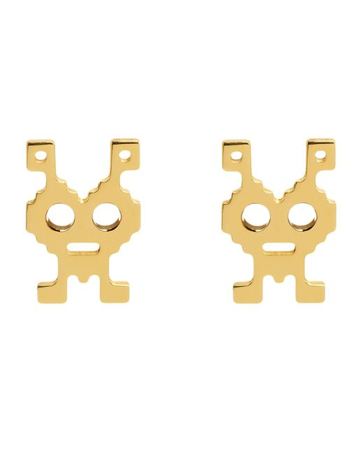 Maria Francesca Pepe | Metallic Earrings | Lyst
