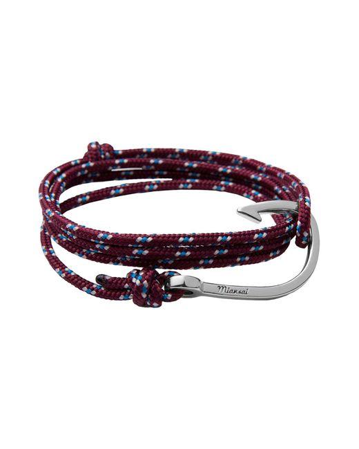 Miansai   Purple Bracelet for Men   Lyst