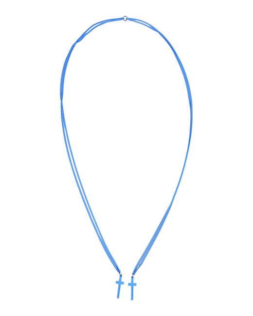 DSquared² | Blue Necklace for Men | Lyst