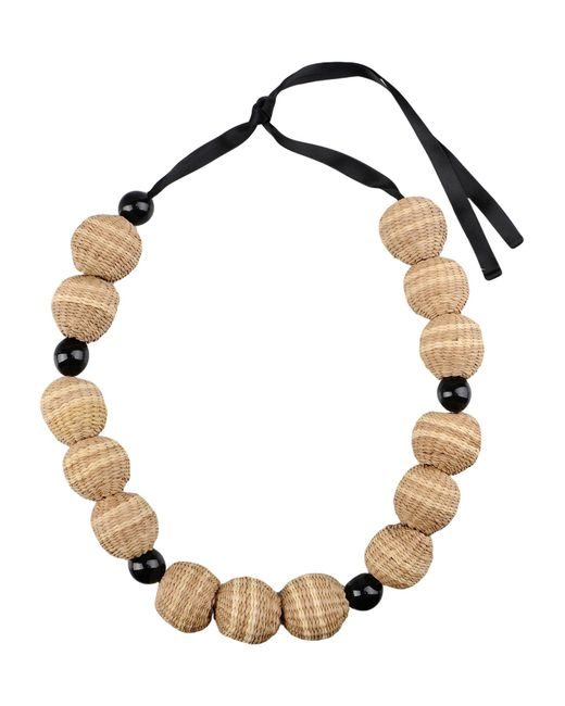 Marni   Black Necklace   Lyst