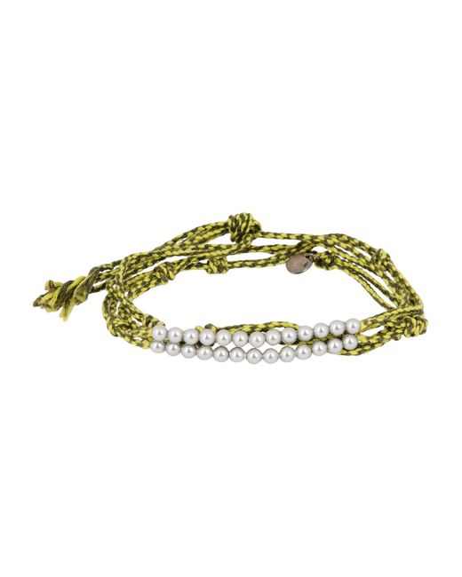 Chan Luu | Multicolor Two Pack Friendship Bracelets | Lyst