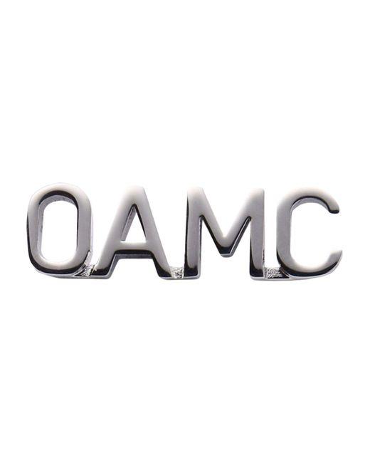 OAMC   Metallic Brooch   Lyst