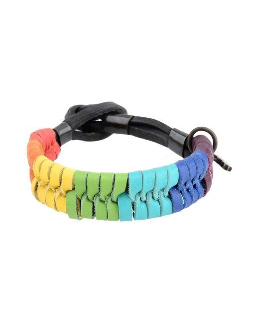 DSquared²   Green Bracelet for Men   Lyst