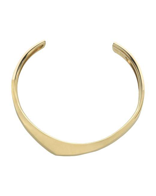 XENIA BOUS | Metallic Necklace | Lyst