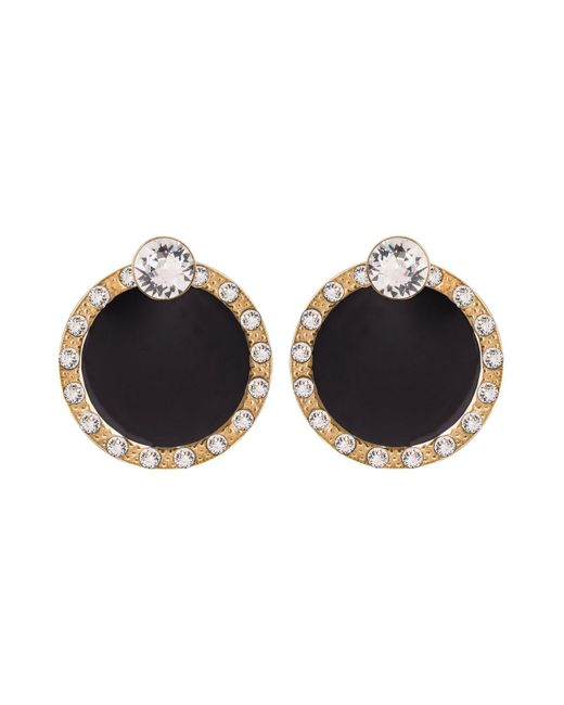 Ca&Lou | Black Earrings | Lyst