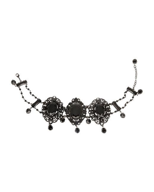 DSquared²   Black Necklace   Lyst