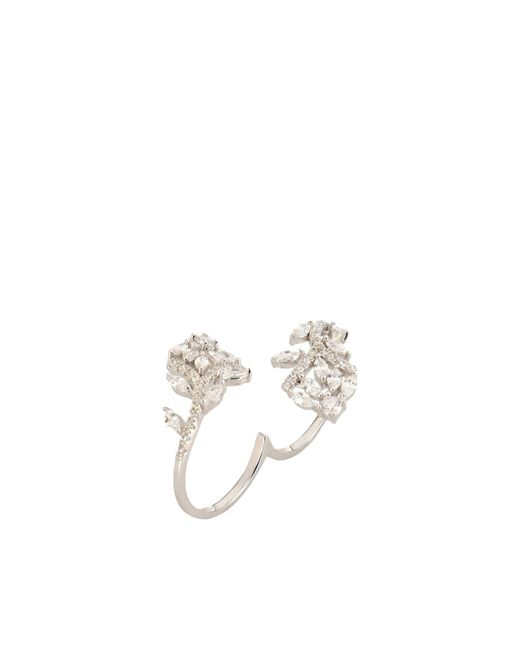 APPLES & FIGS   Metallic Ring   Lyst