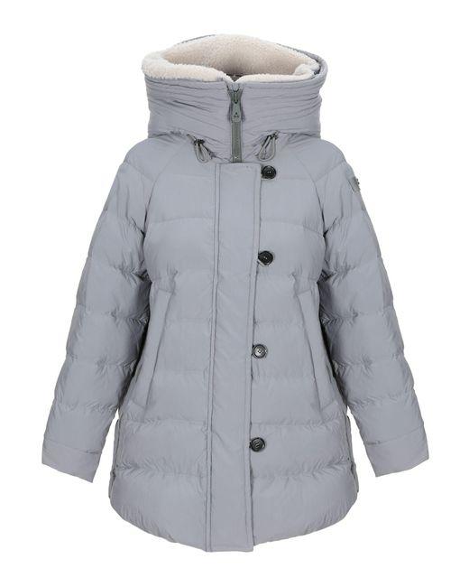 Peuterey Gray Down Jacket