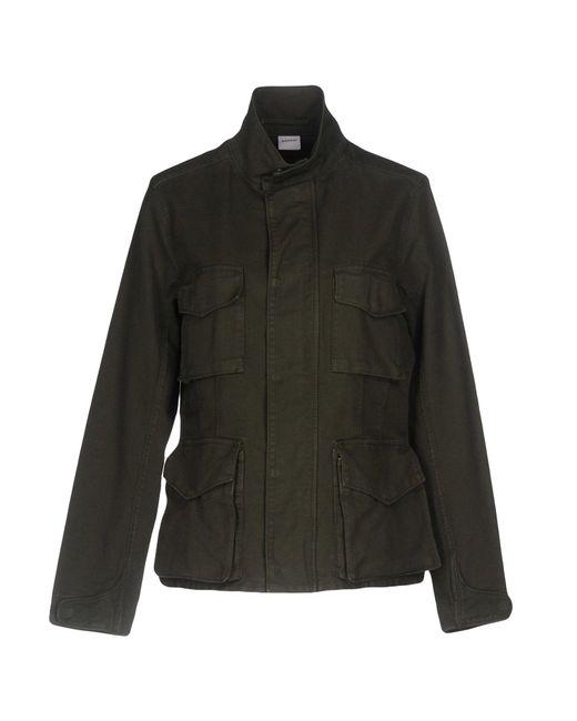Aspesi   Green Jacket   Lyst