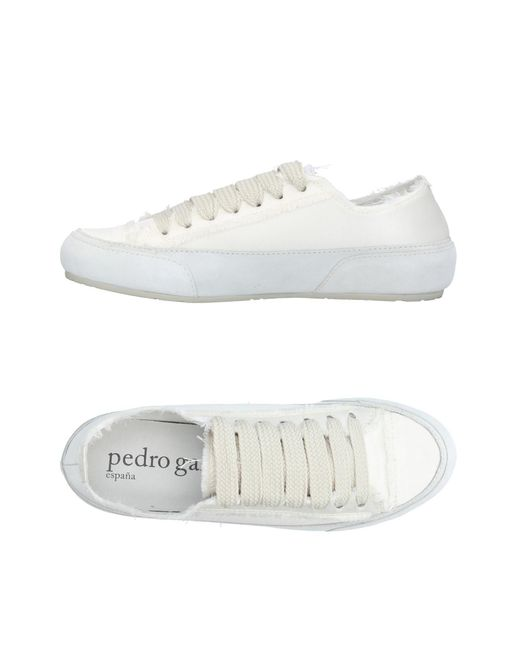 Pedro Garcia | White Low-tops & Sneakers | Lyst