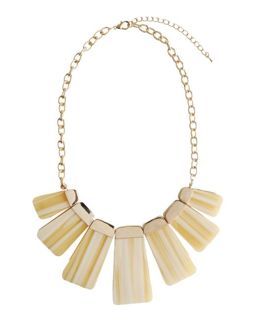 Kenneth Jay Lane - Yellow Necklaces - Lyst