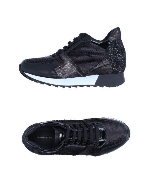 Tosca Blu - Black Low-tops & Sneakers for Men - Lyst