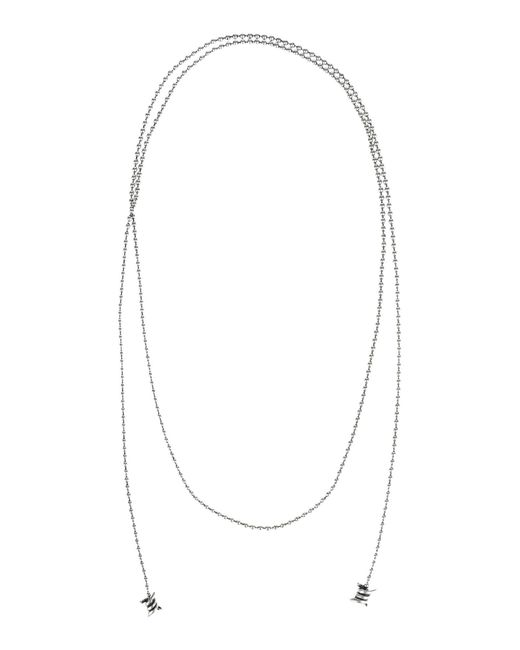 DSquared² | Metallic Necklace for Men | Lyst