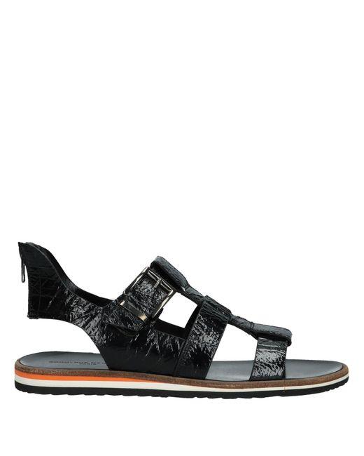Rodolphe Menudier - Black Sandale for Men - Lyst