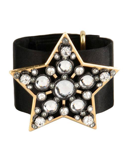 Lanvin - Black Bracelets - Lyst