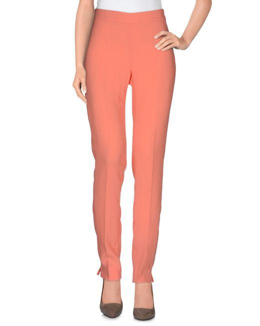 Nvl | Pink Casual Pants | Lyst