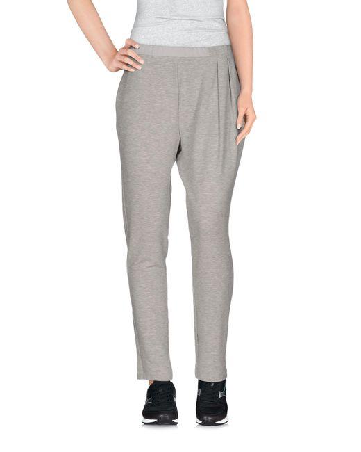 Woolrich - Gray Casual Trouser - Lyst