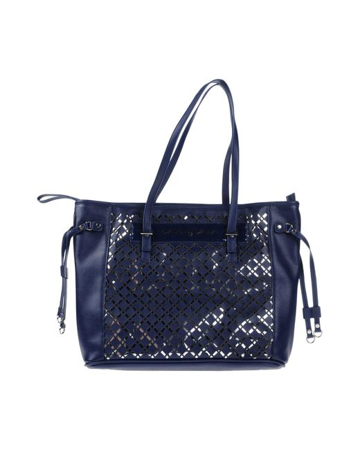 Blu Byblos - Blue Shoulder Bag - Lyst