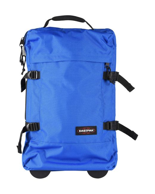 Eastpak   Blue Wheeled Luggage   Lyst