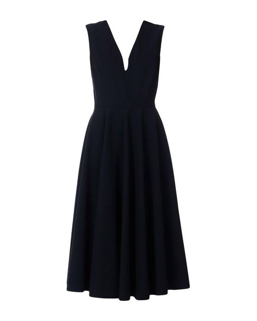 Philosophy Di Lorenzo Serafini - Black 3/4 Length Dress - Lyst