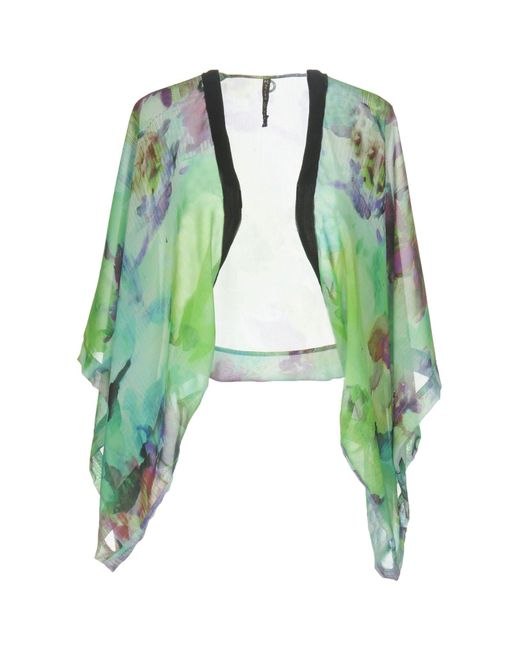 Manila Grace | Green Shrug | Lyst