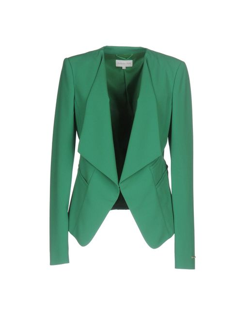 Patrizia Pepe - Green Blazer - Lyst