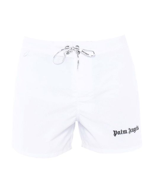 Sundek - White Beach Shorts And Trousers for Men - Lyst