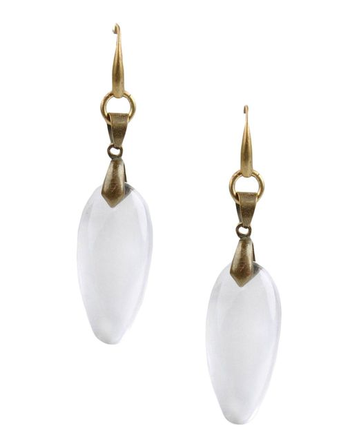 Isabel Marant | Metallic Earrings | Lyst