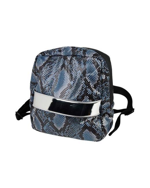 MM6 by Maison Martin Margiela - Blue Backpacks & Bum Bags - Lyst