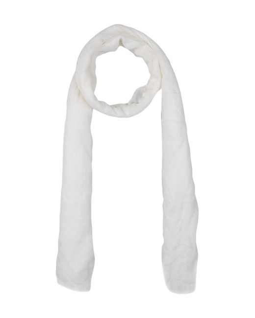 American Vintage | White Scarf | Lyst