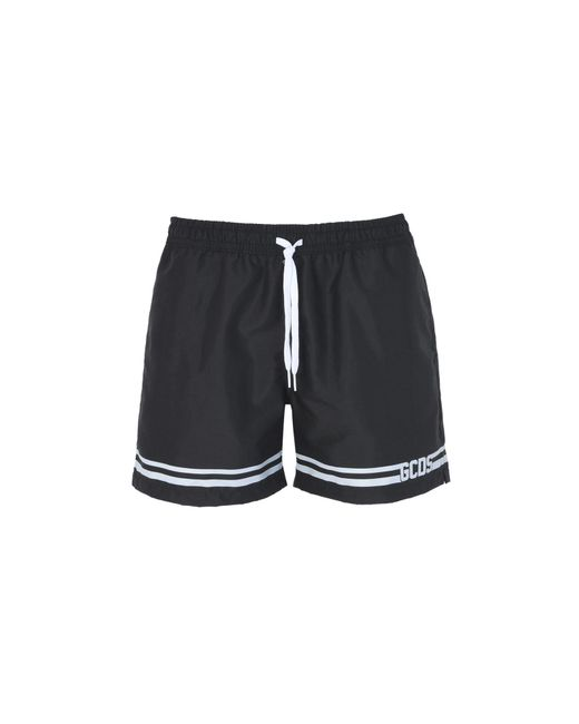 Gcds - Black Short de bain for Men - Lyst