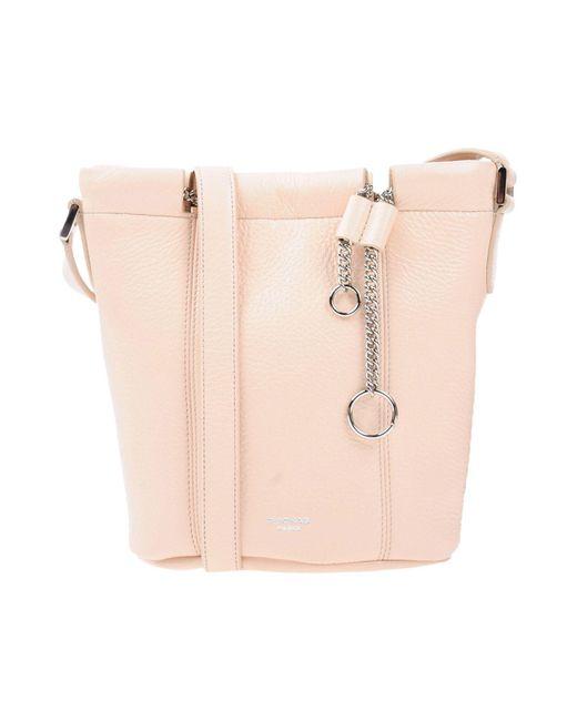 Rochas | Pink Shoulder Bag | Lyst