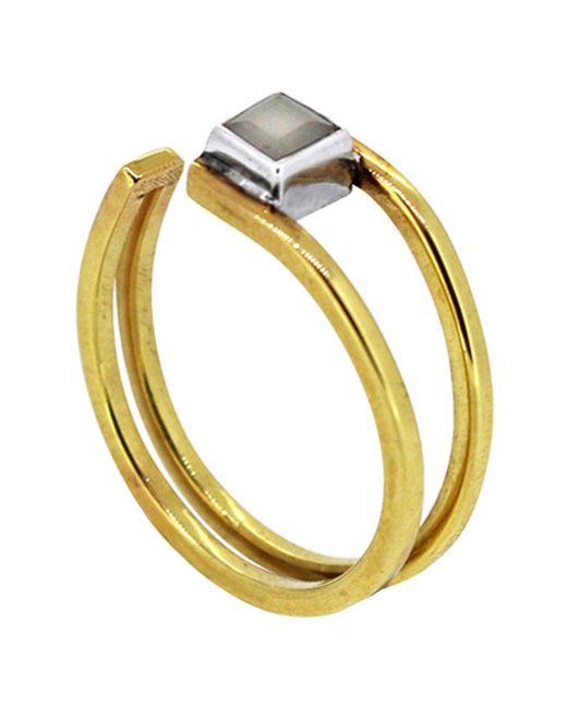 Maya Magal - Metallic Rings - Lyst