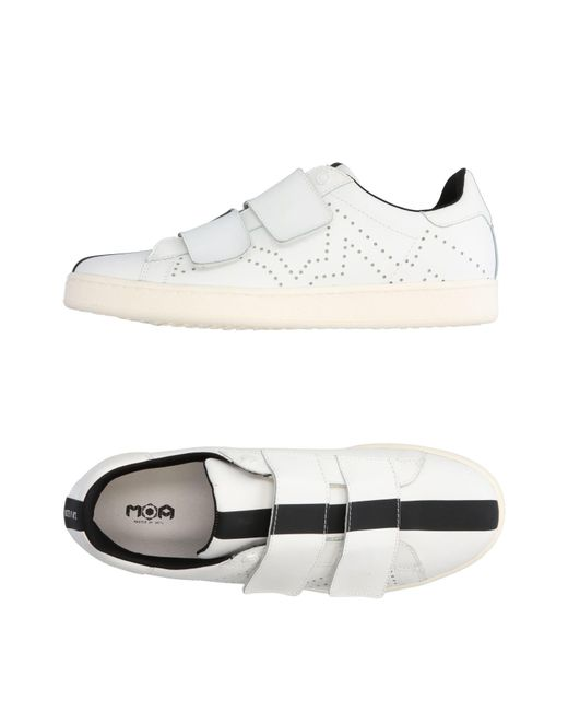 MOA | White Low-tops & Sneakers for Men | Lyst