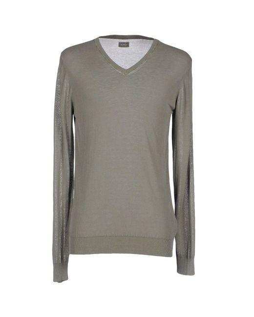 Alpha Massimo Rebecchi - Multicolor Sweaters for Men - Lyst
