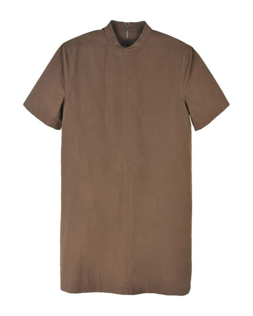 DRKSHDW by Rick Owens - Natural T-shirt for Men - Lyst